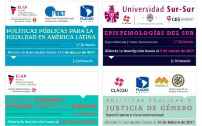 Conselho Latino-Americano de Ciências Sociais (CLACSO) lança bolsa Marisa Letícia da Silva