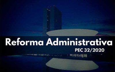NOTA ANDEPS: Reforma Administrativa e as PEC's 186/19,187/19 e 188/18